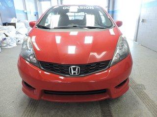 2014 Honda Fit Sport AUTO A/C MAG ET PLUS