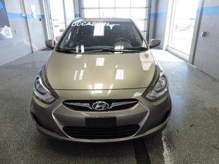 Hyundai Accent A/C GR.ELECTRIQUE CRUISE MANUEL ET PLUS 2012