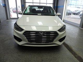 2018 Hyundai Accent GL AUTO A/C MAG CAMERA ET PLUS
