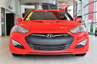 Hyundai Genesis Coupe PREMIUM *CUIR TOIT * GPS  * BLUETOOTH * 2013