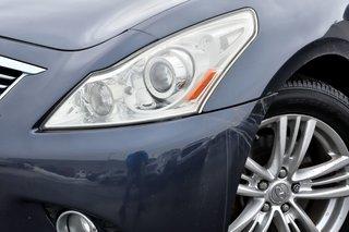 2010 Infiniti G37 Sedan *AWD*CUIR*TOIT*CAMERA*BAS KILO*