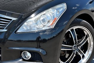 2012 Infiniti G37 Sedan *X SPORT*NOIR*AWD*CUIR*TOIT*20 POUCES*