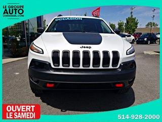 2017 Jeep Cherokee AWD**TRAILHAWK**MAG**