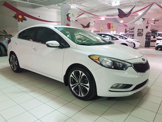 Kia Forte EX ** TOIT OUVRANT * BLUETOOTH * CAMERA ** MAGS ** 2015