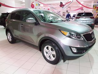 2016 Kia Sportage LX * CAMERA * BLUETOOTH * AUTOMATIQUE *