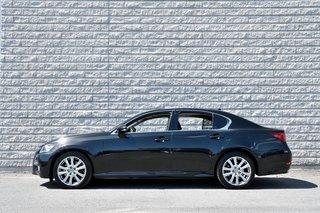 2013 Lexus GS 350 *AWD*CUIR*TOIT*NOIR*BAS KILO*