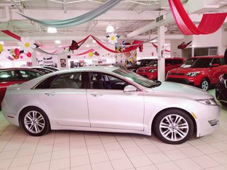 2013 Lincoln MKZ * CUIR * GPS * CAMERA * MAGS * BLUETOOTH *