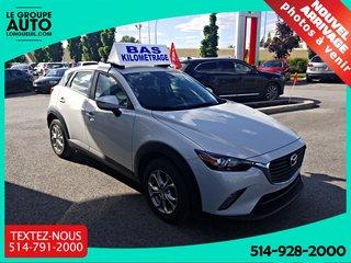 Mazda CX-3 GS**SIEGE CHAUFFANT**MAG** 2017