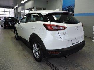 Mazda CX-3 GS AWD VOLANT CHAUFF. CAMERA MAG ET PLUS 2019