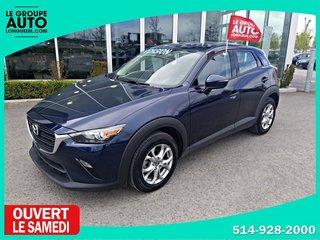 2019 Mazda CX-3 GS**AWD**TOIT**CAM RECUL**MAG