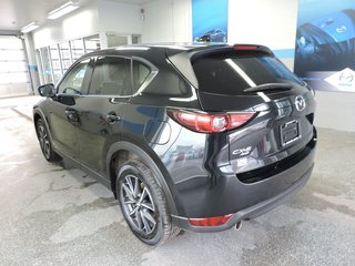 Mazda CX-5 GT AWD CUIR NAV MAG ET BAS KM 2018
