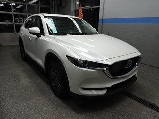 Mazda CX-5 GS AWD GROUPE CONFORT  CUIR/SUEDE MAG TOIT ET PUS 2018