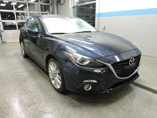 2015 Mazda Mazda3 GT AUTO TOIT NAV MAG ET PLUS
