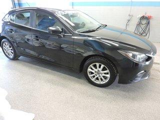 2016 Mazda Mazda3 SPORT GS AUTO A/C MAG H-BACK ET PLUS