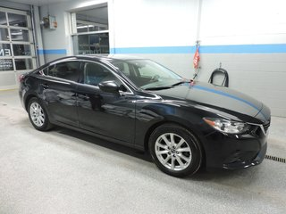 Mazda Mazda6 GS-L GROUPE LUXE CUIR TOIT NAV MAG 2016
