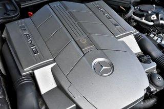 Mercedes-Benz SLK-Class *5.5L AMG*NOIR*AUTOM*NAVI*RARE* 2007