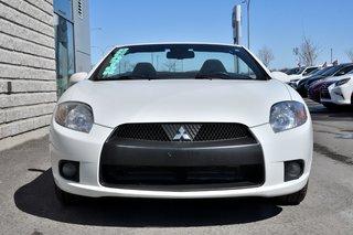 Mitsubishi Eclipse *GS*SPYDER*AUTOM*BLANCHE*A/C* 2012