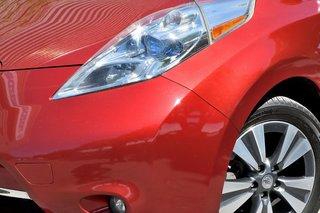 Nissan Leaf *SL*QUICKCHARGE*CUIR*NAVI*BOSE* 2015