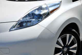 2015 Nissan Leaf *SL*QUICKCHARGE*BLANCHE*CUIR*NAVI*