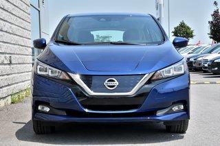 Nissan Leaf *SV*NAVI*QUICKCHARGE*BLEUE*8526KM* 2019