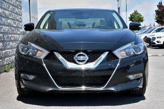 2016 Nissan Maxima *PLATINE*NOIR*CUIR*TOIT*NAVI*