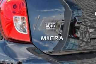 Nissan Micra *SV*AUTOM*A/C*NOIR*CAMERA*TRES BAS KM* 2015