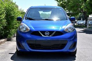 Nissan Micra *SV*AUTOM*CAMERA*A/C*TRES BAS KILO* 2015