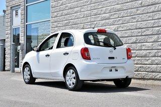 Nissan Micra *BLANCHE*MAN*CD*TRES PROPRE* 2015