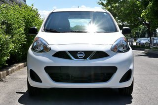 2018 Nissan Micra *BLANCHE*AUTOM*A/C*10329KM*