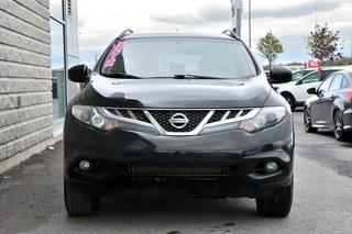 2012 Nissan Murano *NOIR*AUTOM*AWD*MAGS*BAS KILO*