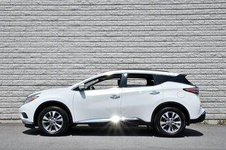 2016 Nissan Murano *SV*AUTOM*TOIT PANO*NAVI*BLANC*