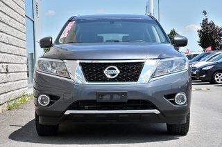 Nissan Pathfinder *HYBRID*RARE*PLATINUM*NAVI*TOIT*DVD* 2014