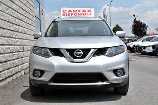 Nissan Rogue *7 PLACES*AWD*NAVI*TOIT*CAMERA*BAS KILO* 2015