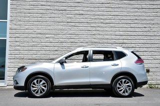 2015 Nissan Rogue *SL*AWD*TOIT*NAVI*CUIR*SILVER*