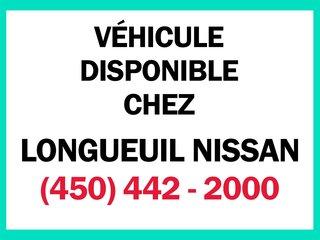 2015 Nissan Rogue *AUTOM*A/C*BLANC*BAS KILO*