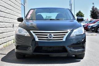 Nissan Sentra *SV LUXE*TOIT*NAVI*CAMERA*NOIR*AUTOM* 2015