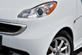 2014 smart Fortwo electric drive *PASSION*AUTOM*A/C*TOIT*NAVI*