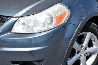 Suzuki SX4 Hatchback *AWD*HATCHCBACK*SILVER*TRES BAS KILO* 2009