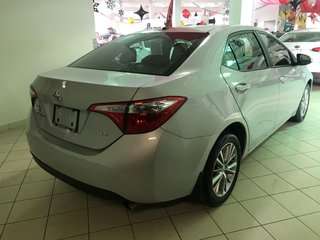 Toyota Corolla LE / CUIR / BLUETOOTH / TOIT OUVRANT / AC / MAGS / 2014