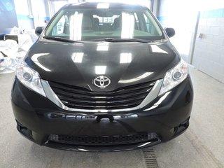 2017 Toyota Sienna 8 PASSAGERS CAMERA MAG BIEN ÉQUIPÉE