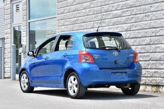 2007 Toyota Yaris *RS*MAN*A/C*HATCHBACK*BLEUE*