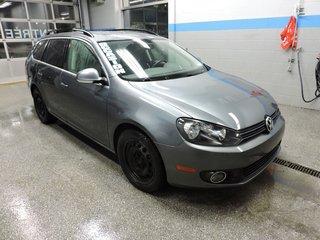 2013 Volkswagen Golf wagon HIGHLINE TDI DIESEL CUIR TOIT AVEC BAS KM