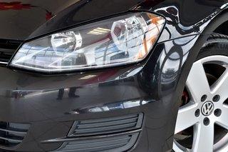 2016 Volkswagen Golf COMFORTLINE / CAMERA / SIEGE ELECTRIC / BLUETOOTH