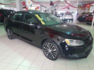 Volkswagen Jetta Sedan * HIGHLINE * RESERVER * TOIT OUVRANT * GPS * 2013