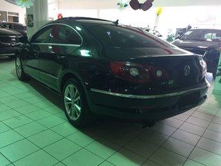 2011 Volkswagen Passat CC SPORTLINE * AUT * CUIR * TOIT OUVRANT * MAGS *