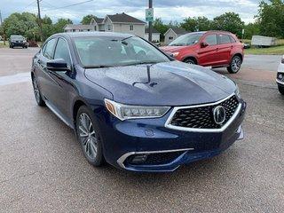 2018 Acura TLX Elite