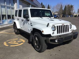 Jeep Wrangler Unlimited 75th Anniversary 2017