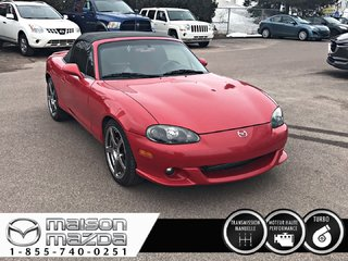 Mazda MX-5 Miata MAZDASPEED 2004