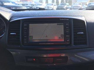 Mitsubishi Lancer Ralliart 2009