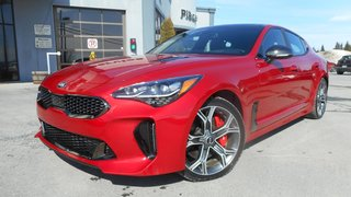 Kia Stinger GT Limited, V6, AWD 2018